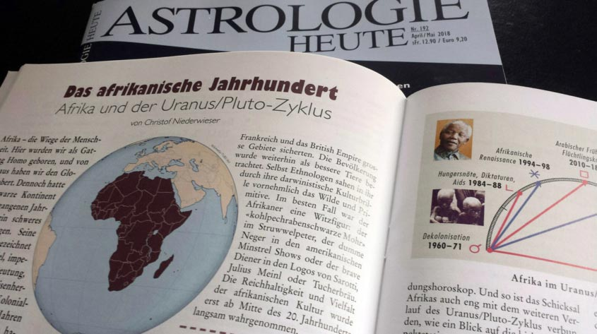Zukunft Afrika Astrologie