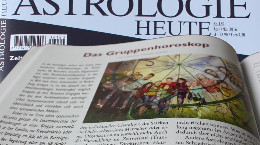 Das Gruppenhoroskop