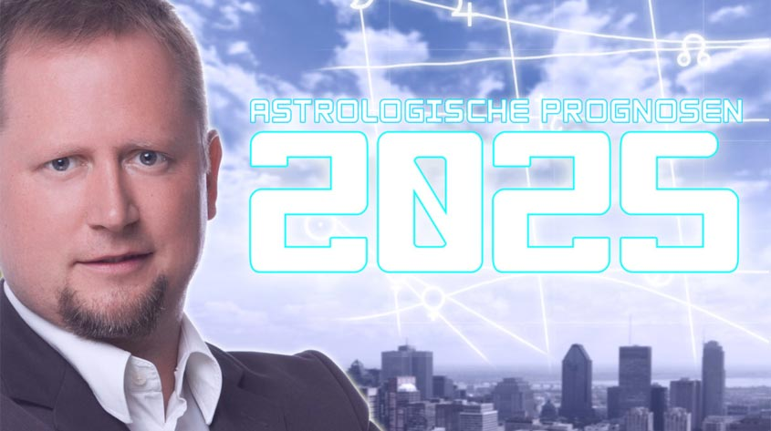 Astrologische Prognosen 2025