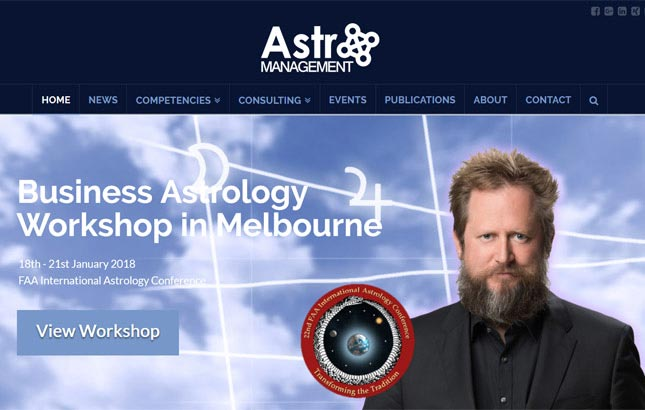 Business Astrology English