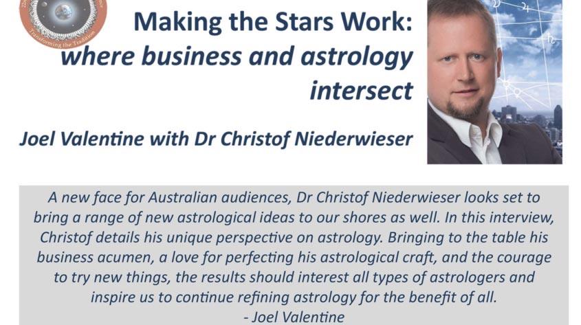 Federation Australian Astrologers Niederwieser