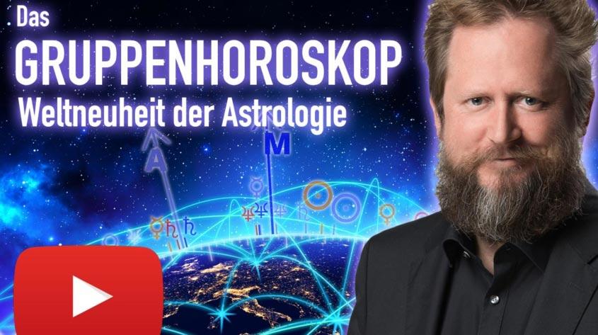 Das Gruppenhoroskop Weltneuheit der Astrologie