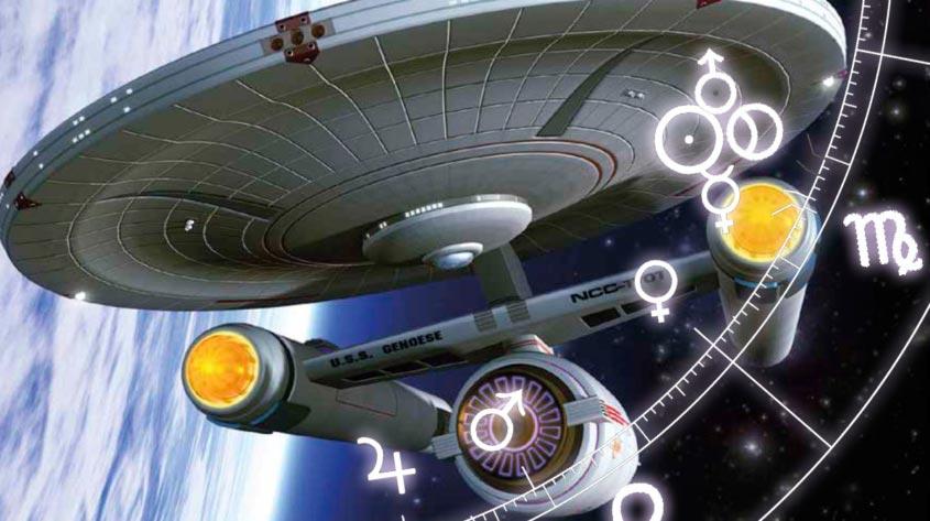 Horoskop Star Trek Raumschiff Enterprise