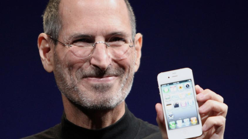 Horoskop Apple iPhone und Steve Jobs